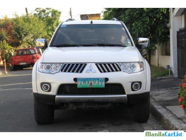 Mitsubishi Montero Sport 2009 - image 1