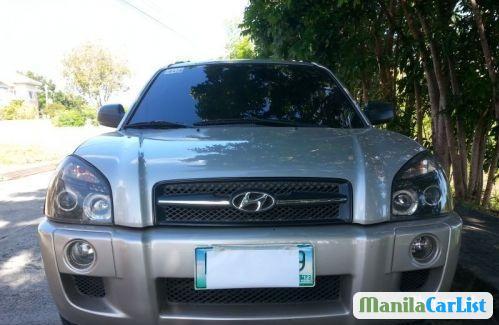 Hyundai Tucson in Ifugao