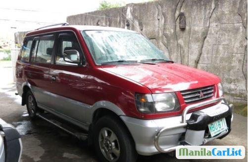 Pictures of Mitsubishi Adventure 1998