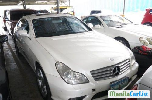 Pictures of Mercedes Benz CLS-Class Automatic 2004