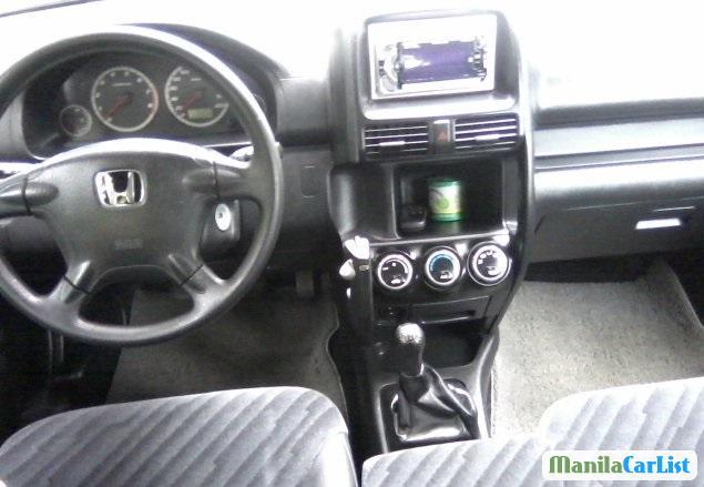 Honda CR-V 2003 in Davao del Sur