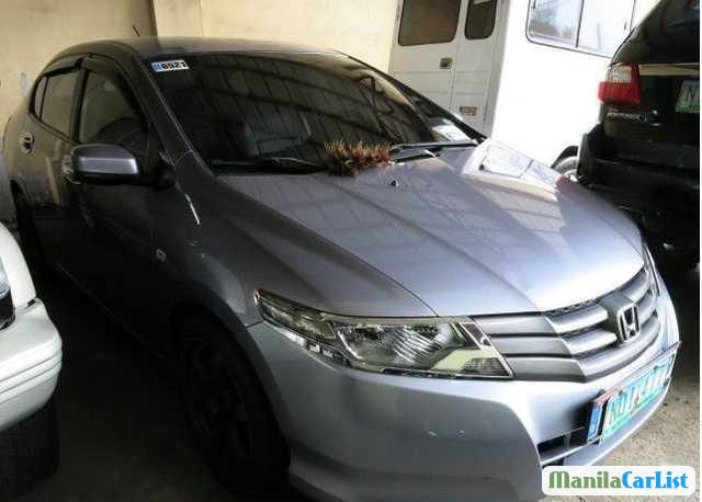 Pictures of Honda City Manual 2009