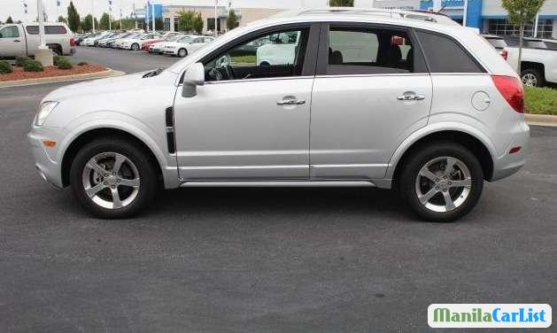 Pictures of Chevrolet Captiva 2014