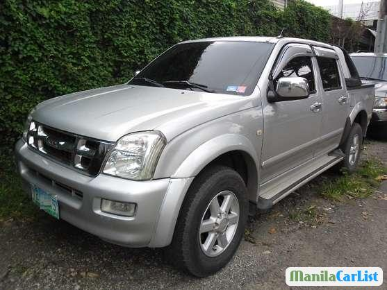 Pictures of Isuzu D-Max Manual 2005