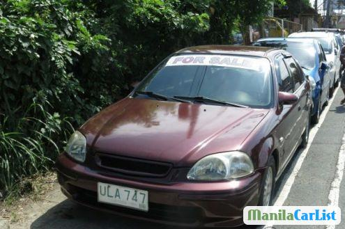 Picture of Honda City Automatic 1996