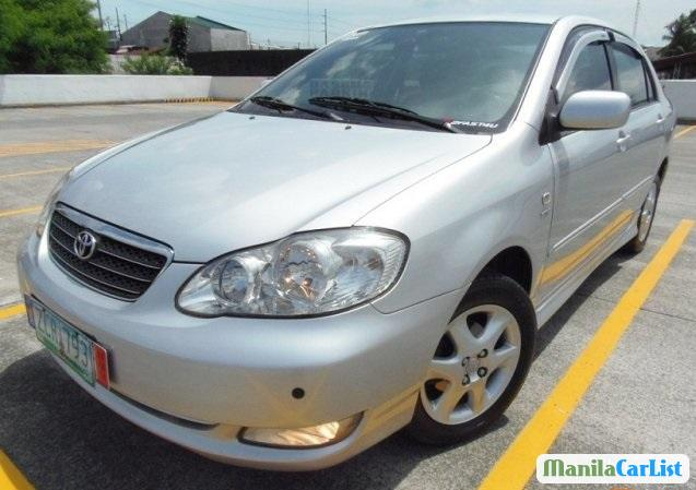 Pictures of Toyota Corolla 2006