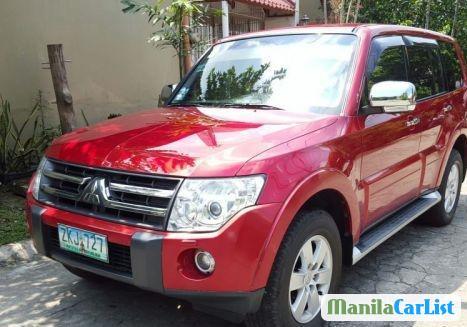 Picture of Mitsubishi Pajero Manual 2007