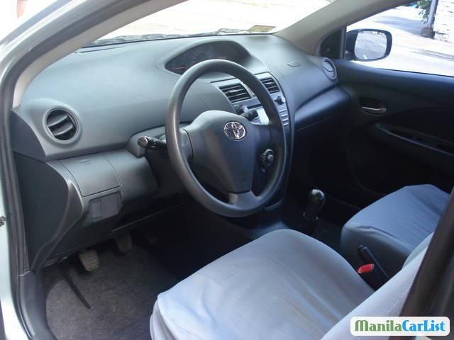 Toyota Vios Manual 2007