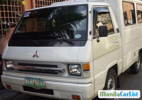 Mitsubishi L300 Manual 2011 in Metro Manila