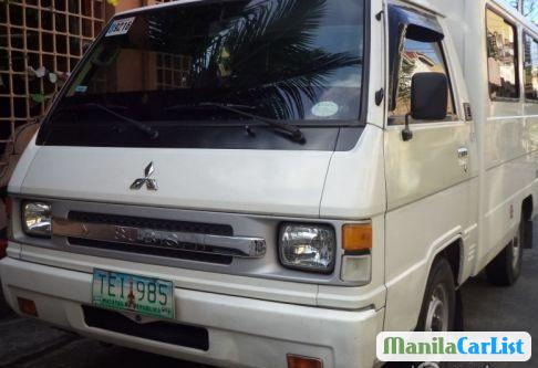 Mitsubishi L300 Manual 2011 in Philippines
