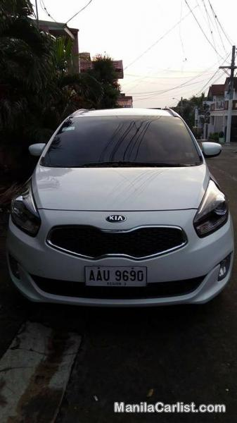 Pictures of Kia Carens Automatic 2014