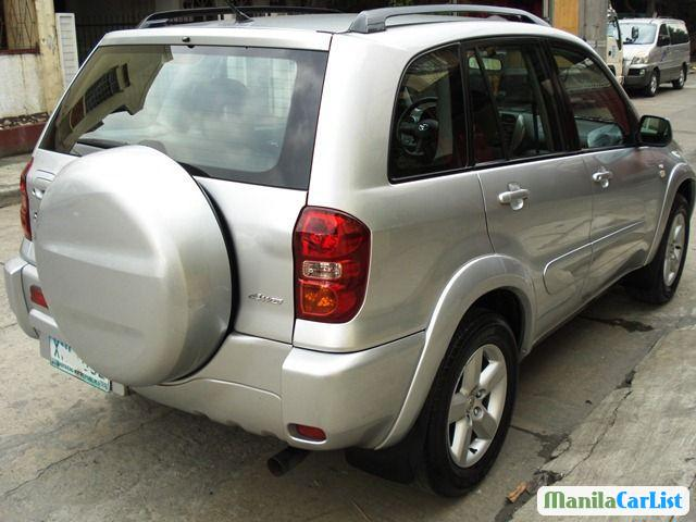 Picture of Toyota RAV4 Automatic 2004