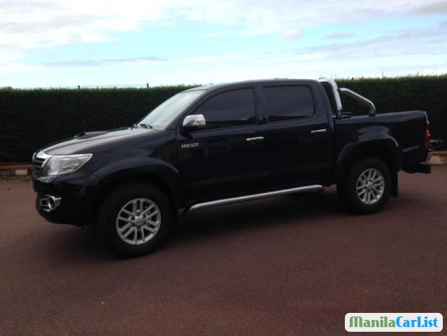Picture of Toyota Hilux Automatic 2008