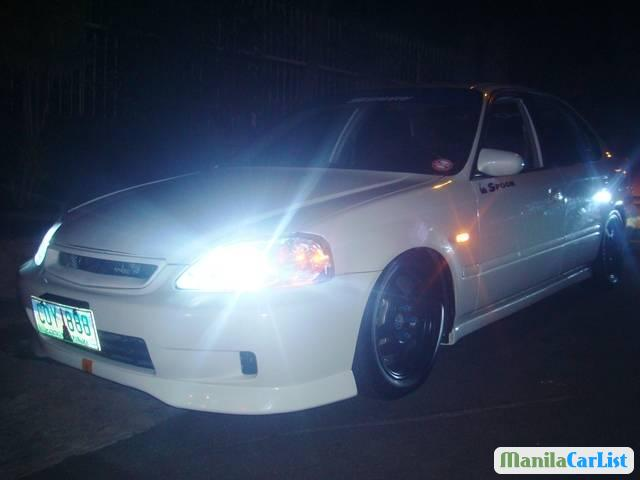 Picture of Honda Civic Manual 1999