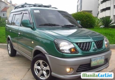 Picture of Mitsubishi Adventure 2007