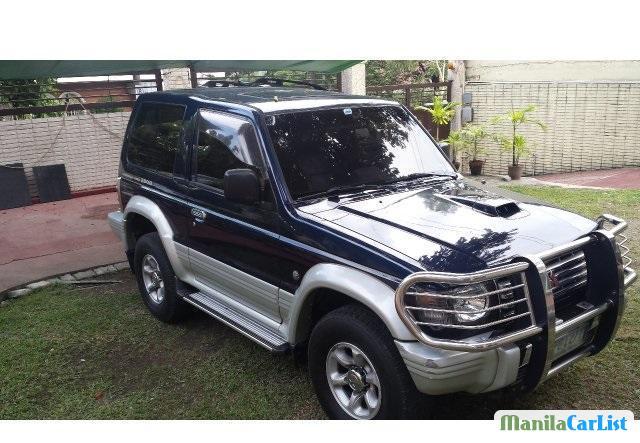 Pictures of Mitsubishi Pajero Automatic 2002