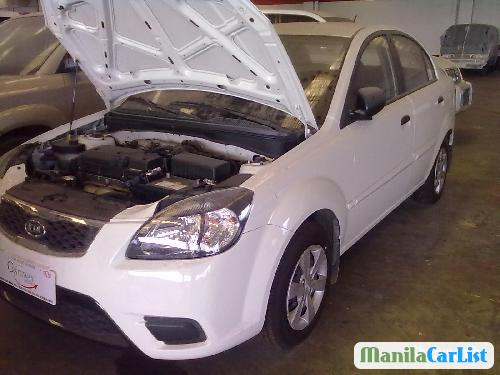 Pictures of Kia Rio Manual 2011