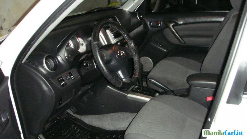 Toyota RAV4 Automatic 2004 in Basilan