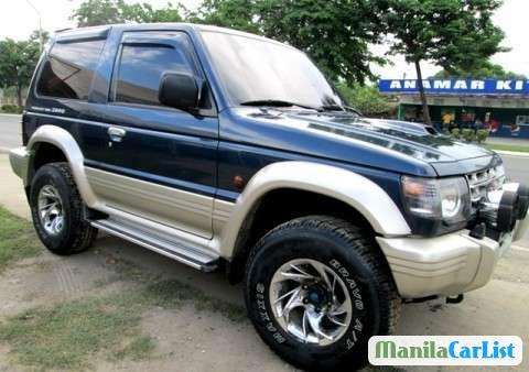 Pictures of Mitsubishi Pajero Manual 2004