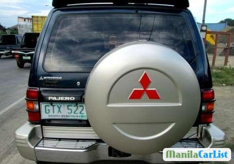 Mitsubishi Pajero Manual 2004 - image 3