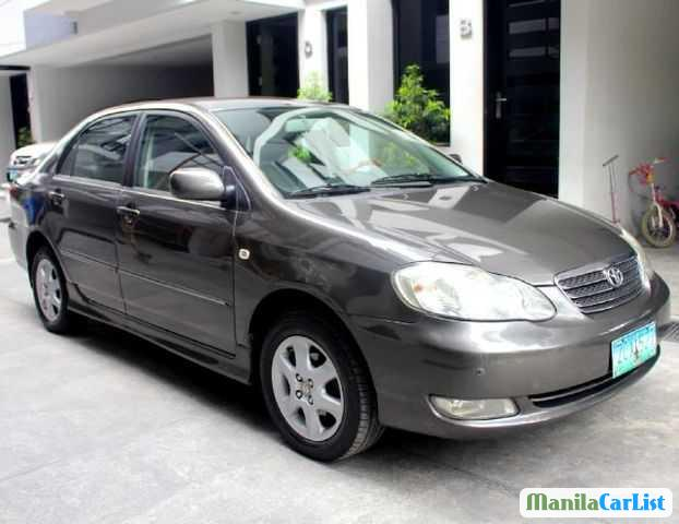 Pictures of Toyota Corolla Automatic 2007