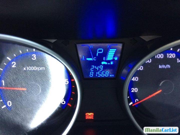 Hyundai Tucson Automatic 2010 - image 12