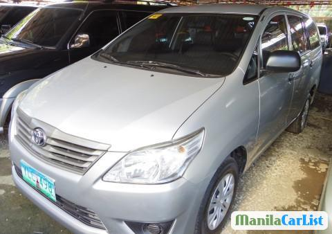 Picture of Toyota Innova Manual 2012