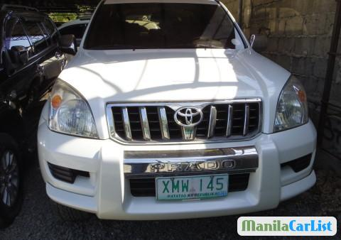 Picture of Toyota Land Cruiser Manual 2005