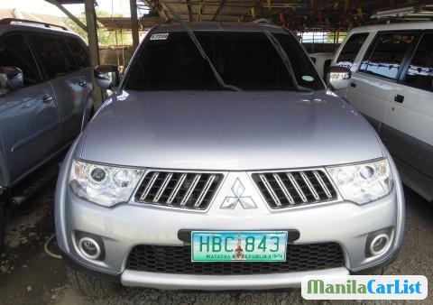Picture of Mitsubishi Montero Sport Manual 2012