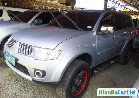 Mitsubishi Montero Sport Manual 2012