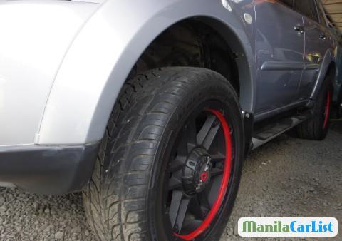 Mitsubishi Montero Sport Manual 2012 in Metro Manila
