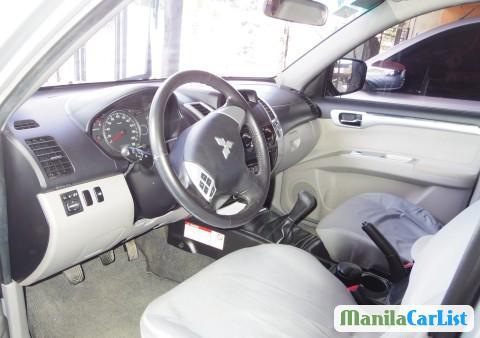Mitsubishi Montero Sport Manual 2012 in Philippines