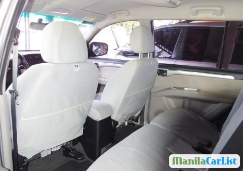 Picture of Mitsubishi Montero Sport Manual 2012 in Metro Manila