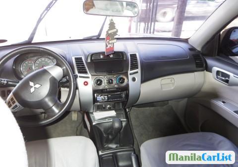 Mitsubishi Montero Sport Manual 2012 in Metro Manila - image