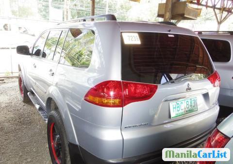 Mitsubishi Montero Sport Manual 2012 in Philippines - image