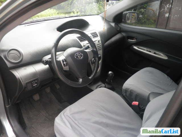 Toyota Vios Manual 2008