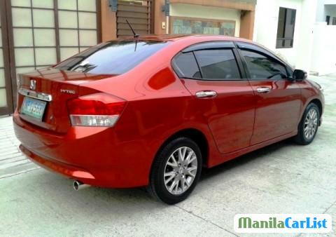 Honda City Automatic 2009 in Philippines
