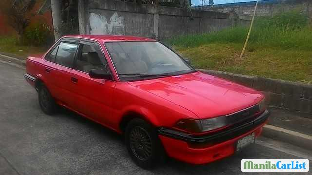 Picture of Toyota Corolla 1991
