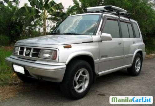 Pictures of Suzuki Vitara Automatic 2002