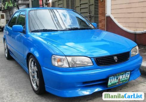 Pictures of Toyota Corolla Manual 1998