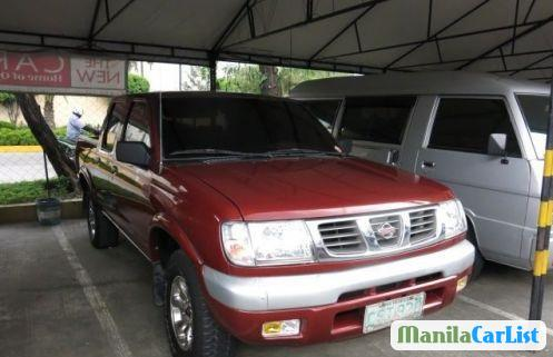Pictures of Nissan Frontier Automatic 2002