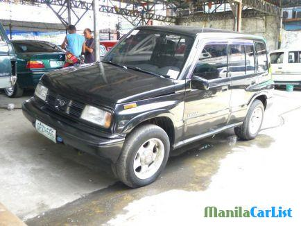Picture of Suzuki Vitara Manual 2002