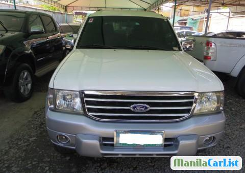 Picture of Ford Everest 2004