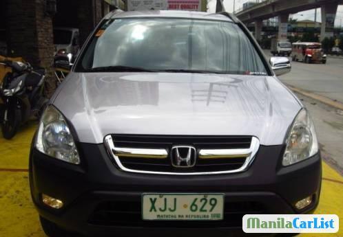 Pictures of Honda CR-V 2003