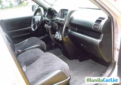 Honda CR-V 2003 in Metro Manila
