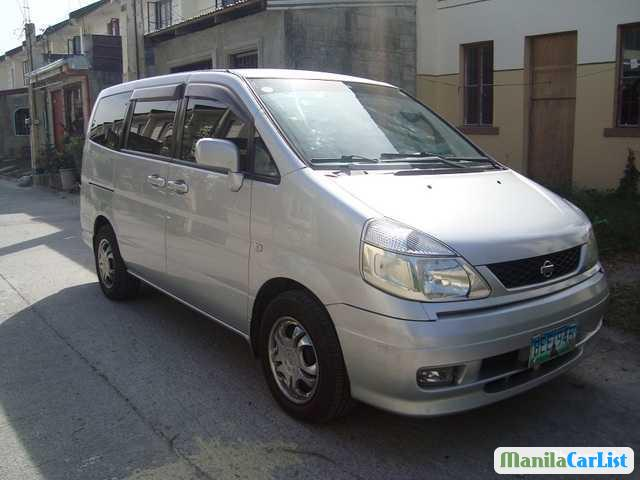 Pictures of Nissan Serena Automatic 2012