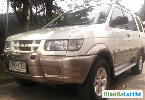 Pictures of Isuzu Crosswind 2004