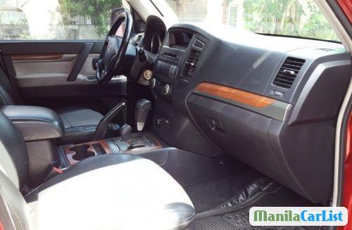 Mitsubishi Pajero Manual 2007 - image 3
