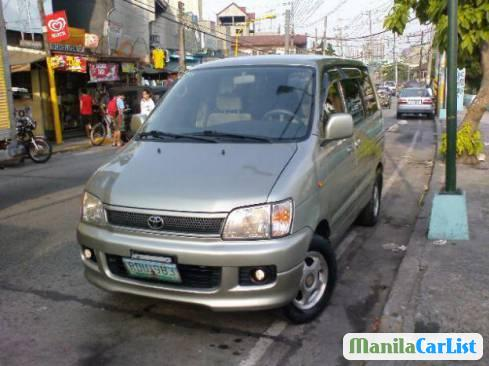 Picture of Toyota Hiace Automatic 2006
