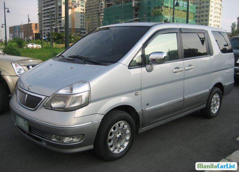 Pictures of Nissan Serena Automatic 2003